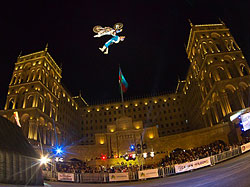 Red Bull X Fighters Jams в Баку!